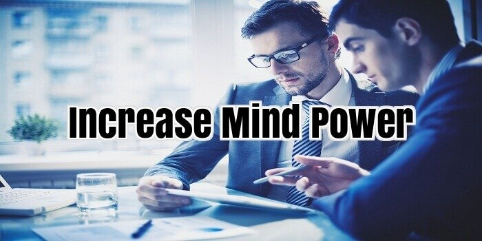 Increase Mind Power